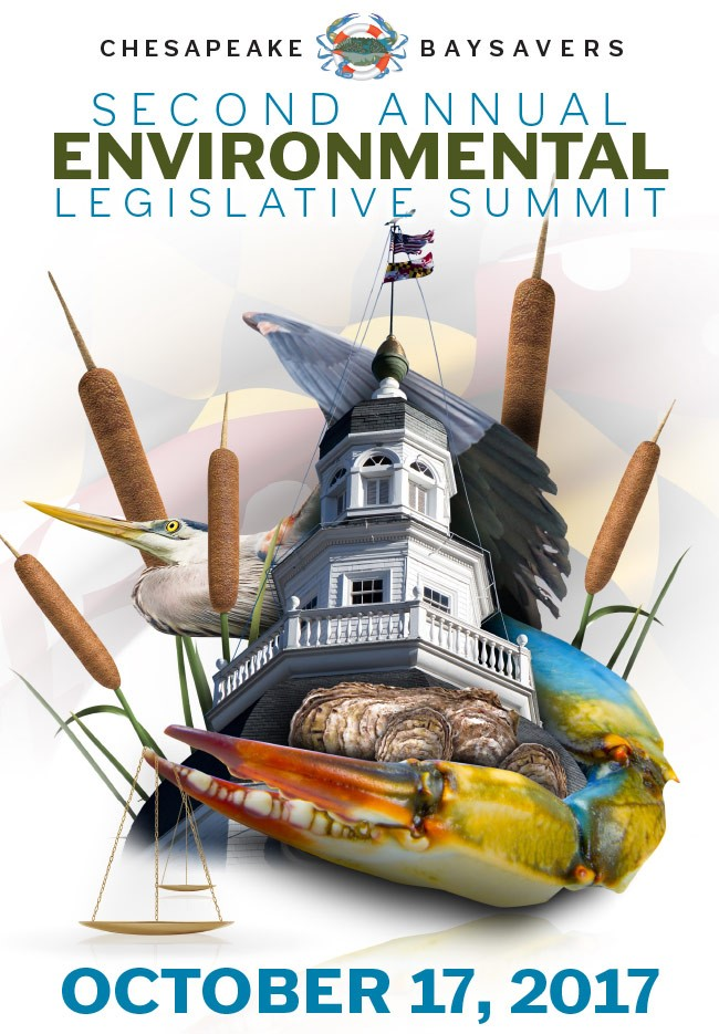 Chesapeake BaySavers Second Annual Environmental Legislative Summit